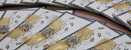 28 luxury handcrafted 50th birthday invitations